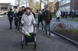 Herdenking bombardement BB 75j 2019